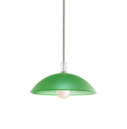 moderna lámpara colgante Foto de archivo