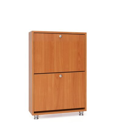 modern wooden wardrobe photo