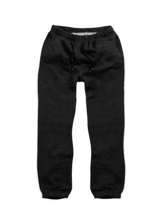 black Sweatpants photo