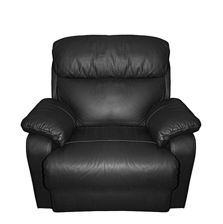 business leather armchair  photo