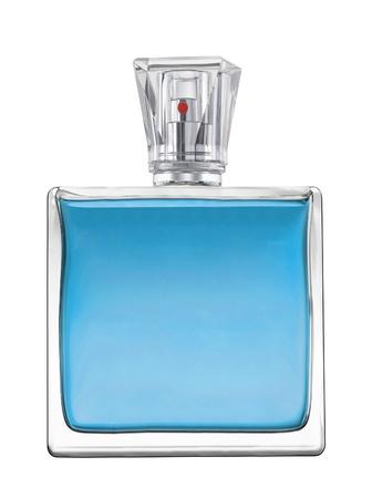 perfume bottle: men