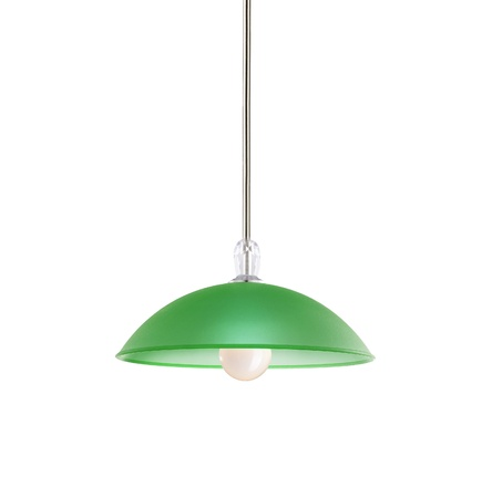 modern hanging lamp photo