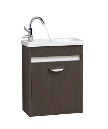 splashback: Hand washing basin Stock Photo
