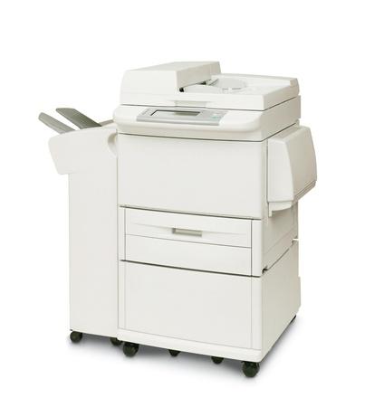 Modern digital printer photo