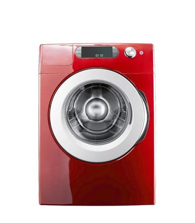 Washing machine isolated Standard-Bild