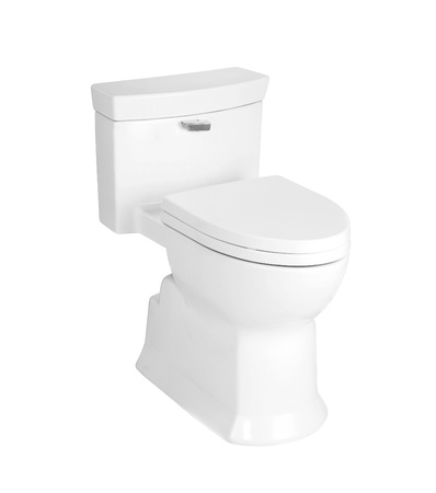 sanitary toilet bowl Stock Photo - 21992666