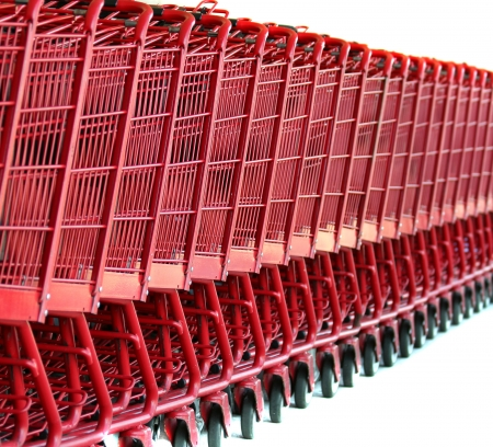 shopping cart photo