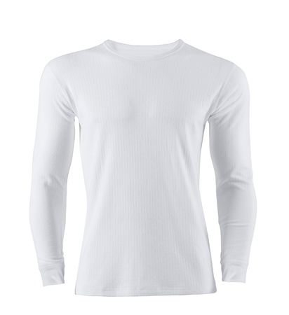 long sleeves: Long-sleeved T-shirt