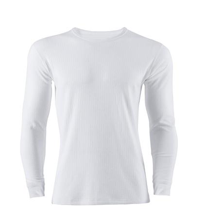 long sleeves: Long-sleeved T-shirt