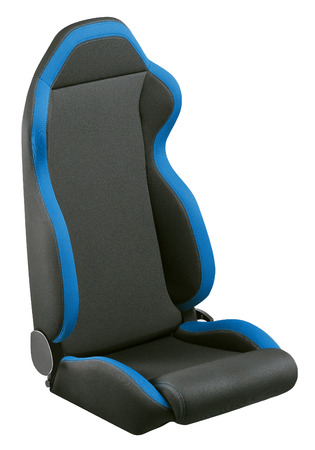 sport racing auto car seat photo
