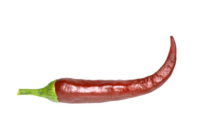 chilly: red chilly Stock Photo