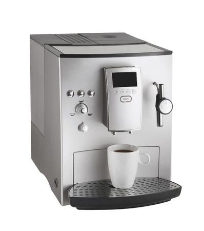 expresso: Expresso coffee machine Stock Photo