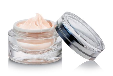 Hand cream box Reklamní fotografie