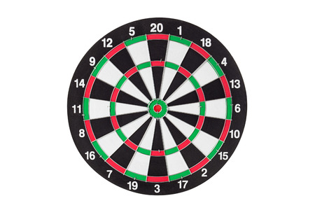 Dart board photo
