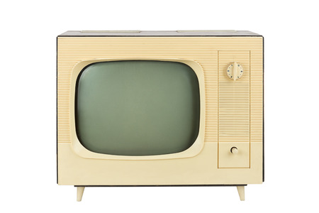 retro tv photo