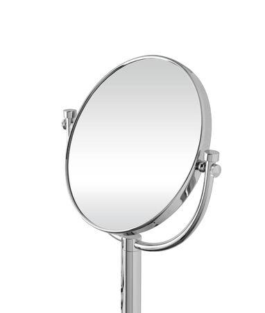 mirror isolated Standard-Bild