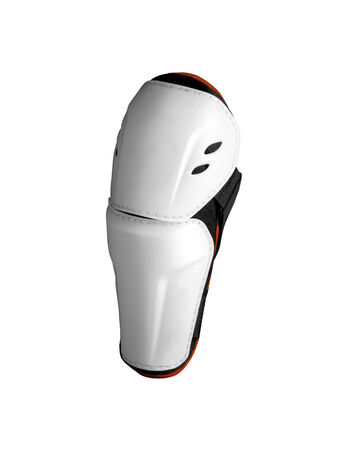 protector: knee protector isolated