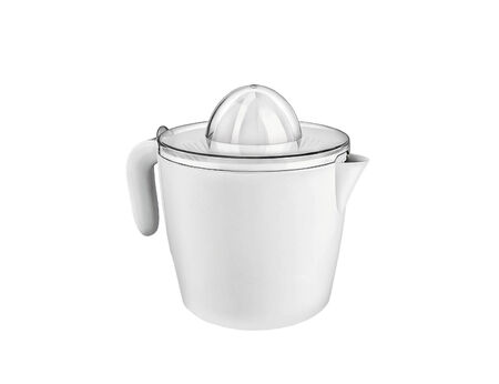 Juicer, on white background photo