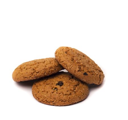 cikolatali: close-up image of chocolate chips cookies
