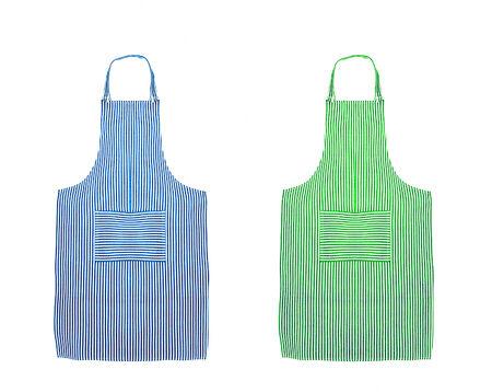 aprons: female aprons Stock Photo