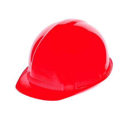 casco rojo: Seguridad aislada casco rojo para los trabajadores