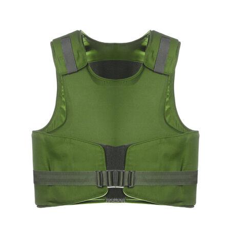 bulletproof vest: Green Bulletproof vest
