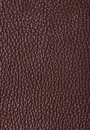 qualitative: Natural qualitative brown leather texture. Close up. Stock Photo