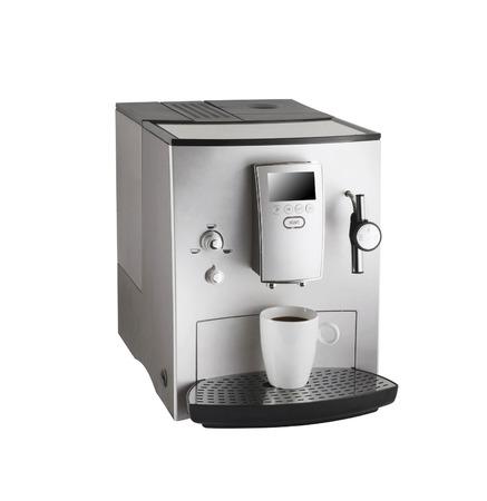 Machine à café Expresso Banque d'images - 35533699