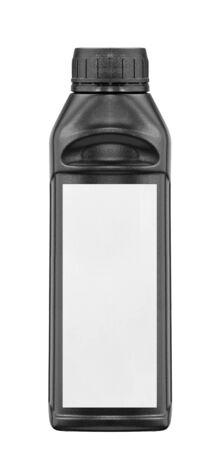plastic container: Plastic container Stock Photo