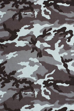 Modern seamless urban camouflage background or texture photo