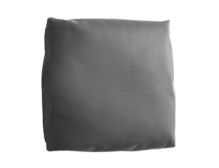 bed spreads: Couch cushions isolated against a white background