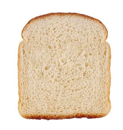 パンのスライス 写真素材