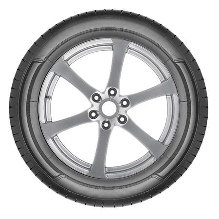 alloy: alloy wheel set  isolated on a white background closeup