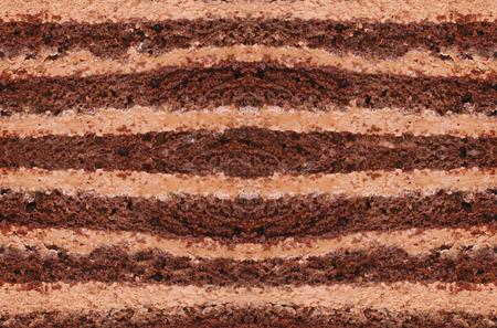 chocoladetaart achtergrond Stockfoto