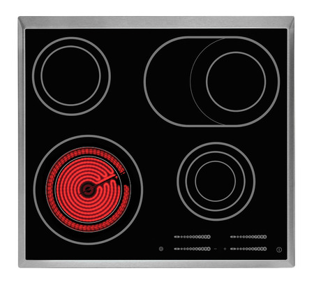 Electrical hob isolated