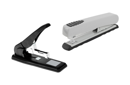 staplers: professional staplers isolated