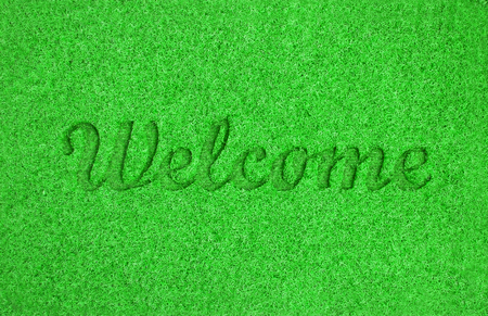 welcome mat: Welcome mat background