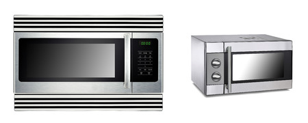 defrost: microwave ovens isolated