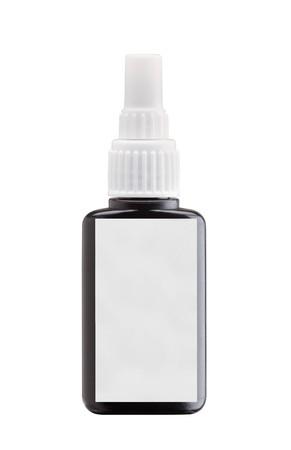 resistol: Aislado pequeño tubo de pegamento