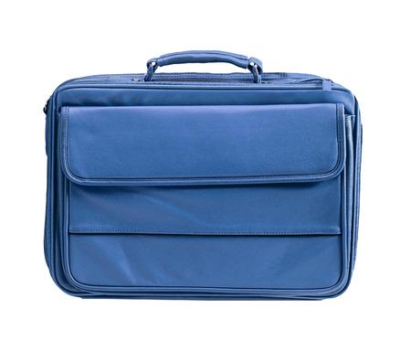 estuche: caja azul