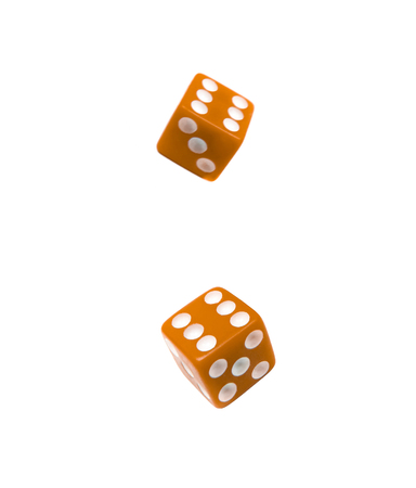 double the chances: yellow dices