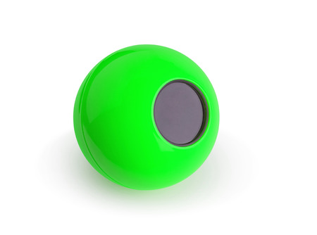 tell fortune: the green magic 8 ball