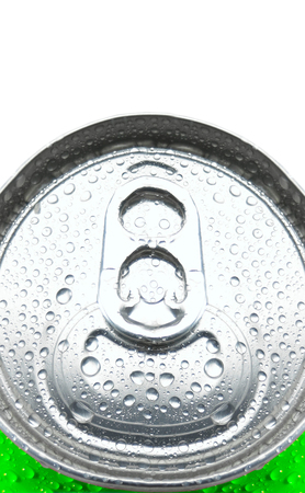 tab: Soda Can with Pull Tab and Condensation