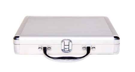 brief case: the silver brief case