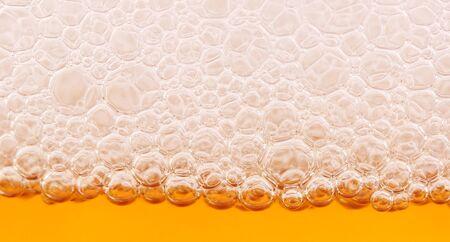 beer bubbles: Beer bubbles