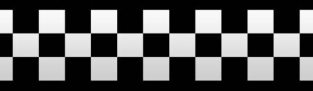 Taxi checkered pattern background