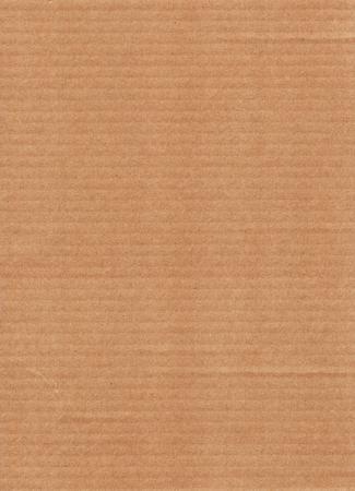 Corrugated cardboard close-up background
