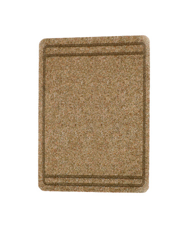 The Doormat isolated on white background Фото со стока
