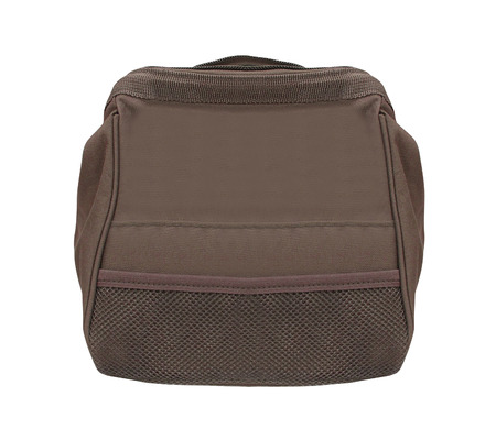 a backpack isolated Stock Photo