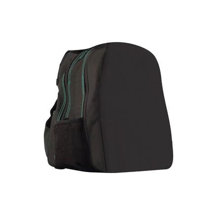 Backpack, bag, school. Stock Photo